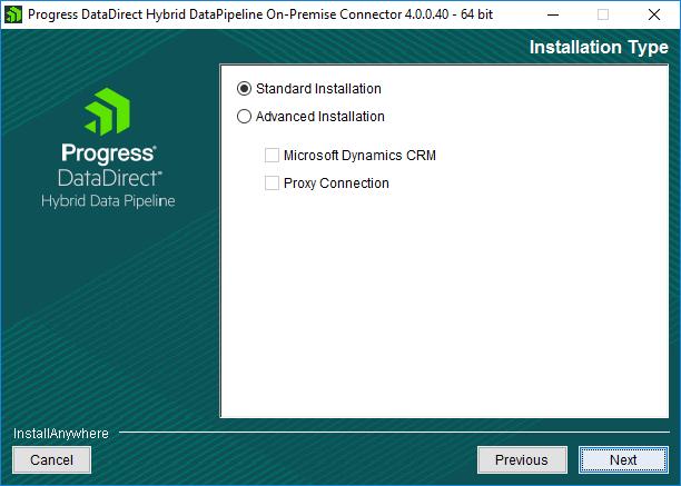 HDP Installation Type