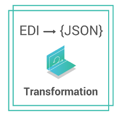 How to Create an EDI to JSON Transformation