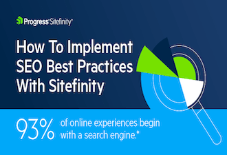 How To Implement SEO Best Practices With Sitefinity
