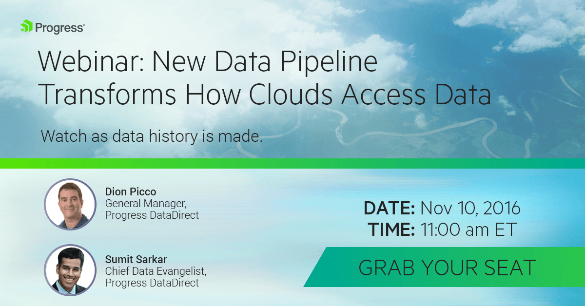 Hybrid Data Pipeline Webinar