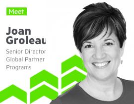 Joan Groleau Progress Software