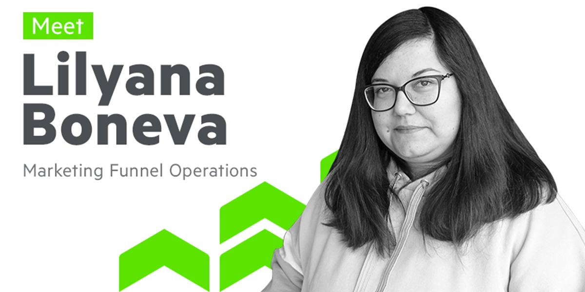 Lilyana Boneva, Marketing Funnel Operations Manager at Progress