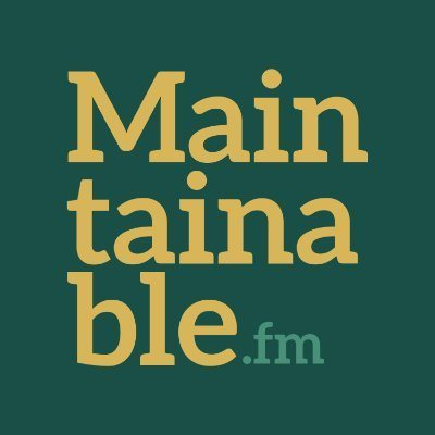 maintainable.fm logo