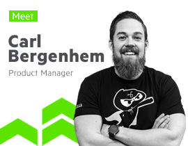 Meet Carl Bergenhem, Product Manager at Progress
