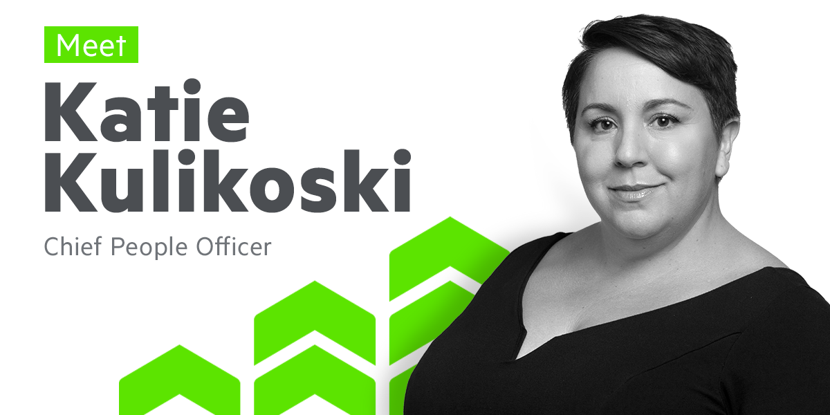 Katie Kulikoski, Chief People Officer at Progress