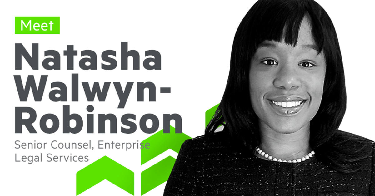 Natasha Walwyn-Robinson, Senior Counsel at Progress