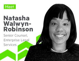Natasha Walwyn-Robinson, Senior Counsel at Progress