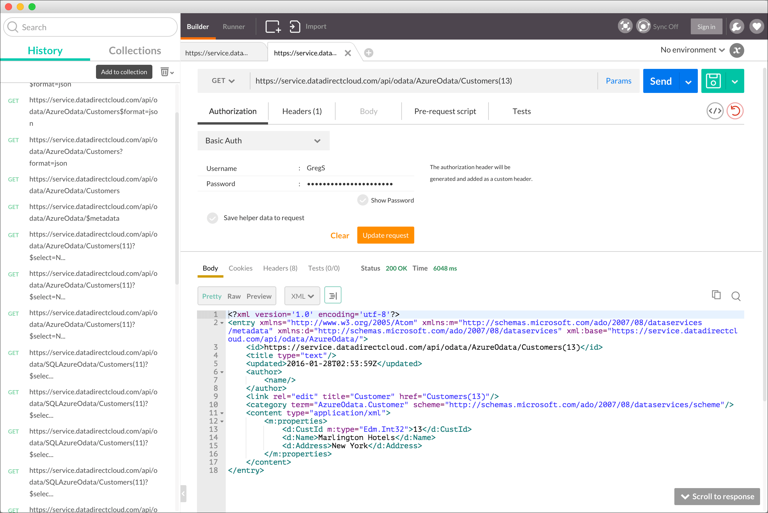 Start-With-OData-Query-Record
