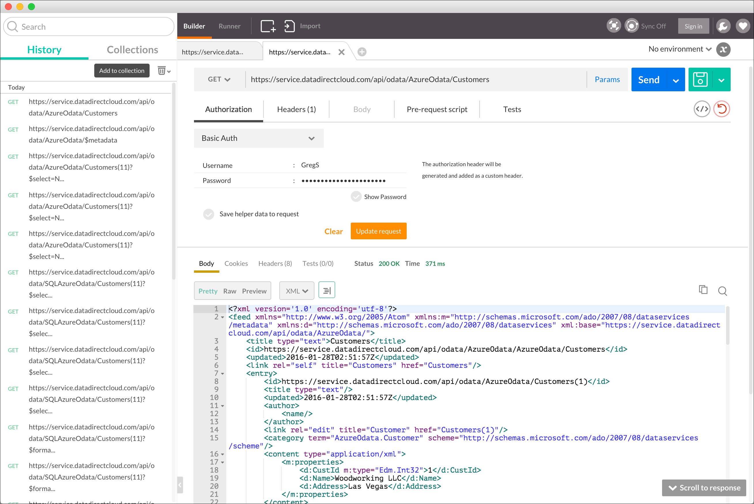 Start-With-OData-Query-Customers