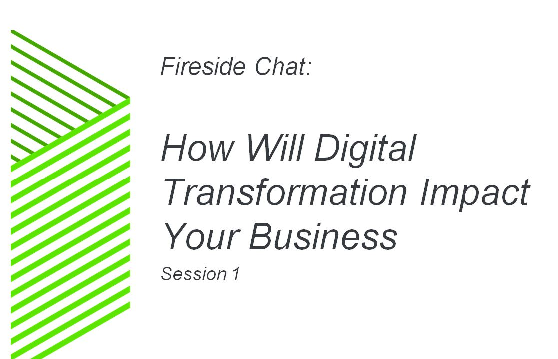 Podcast: How Digital Transformation Will Impact Your Business