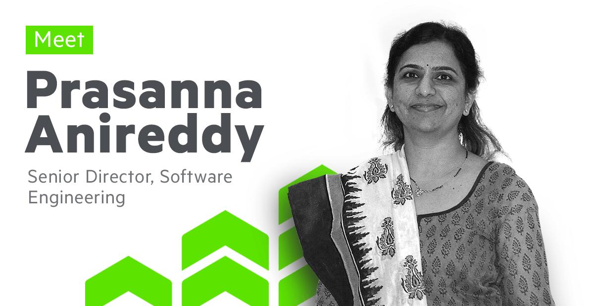 Meet Prasanna Anireddy, Senior Director of Software Engineering at Progress