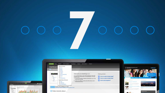 7 Reasons to Choose Sitefinity