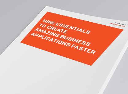 9 Essentials to Create Amazing Business Applications Faster