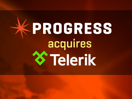 Progress Acquires Telerik