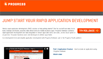 Jump Start Your Rapid Application Development