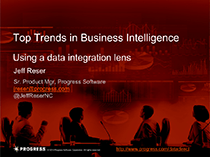 Top Trends in Business Intelligence