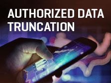 Authorized Data Truncation