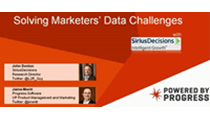 Solving Marketers' Data Challenges