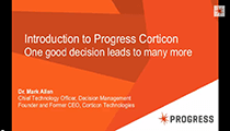 Introduction to Progress Corticon