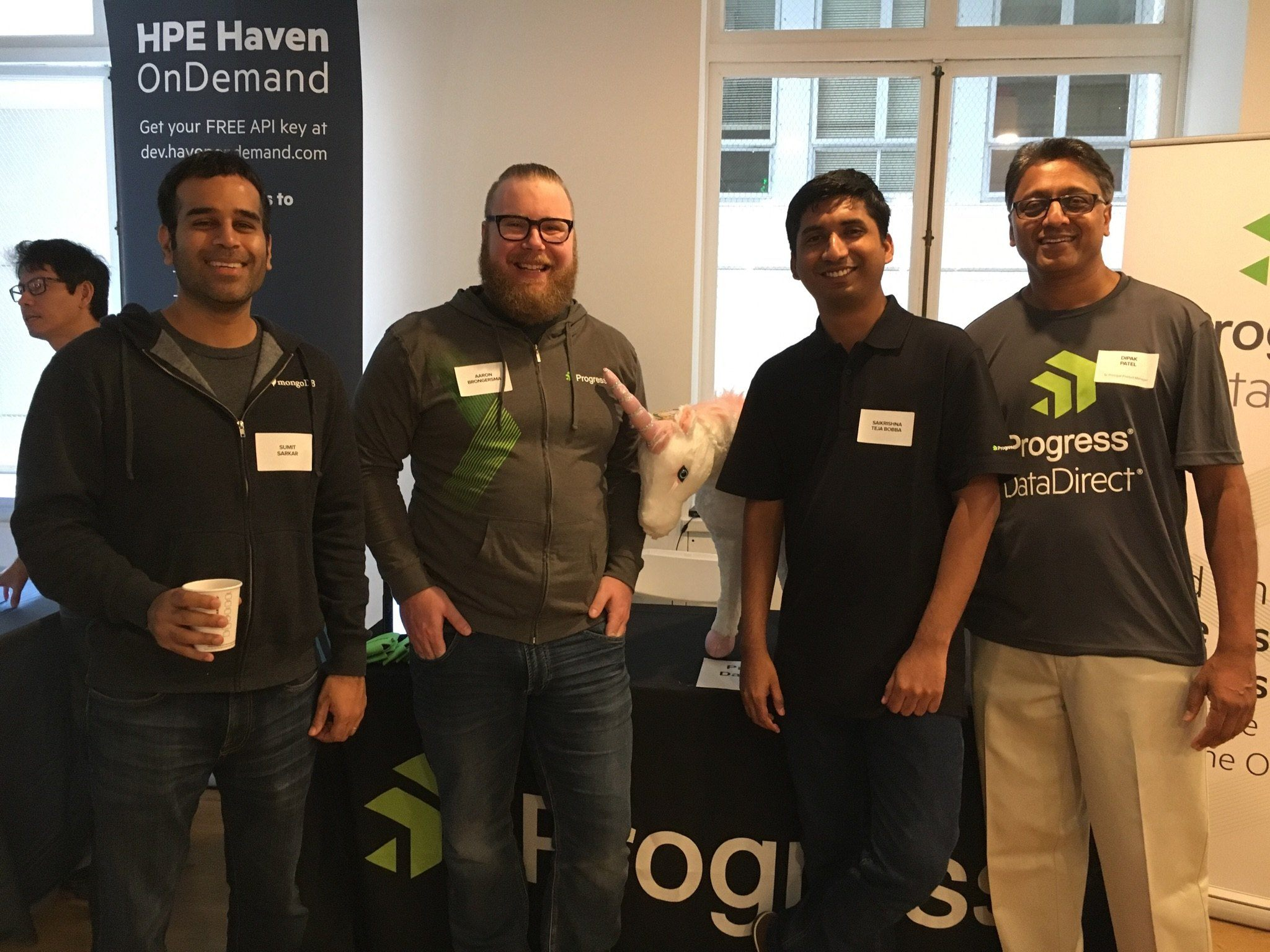 Progress DataDirect Sponsored the Nation's Largest API and Integration Hackathon