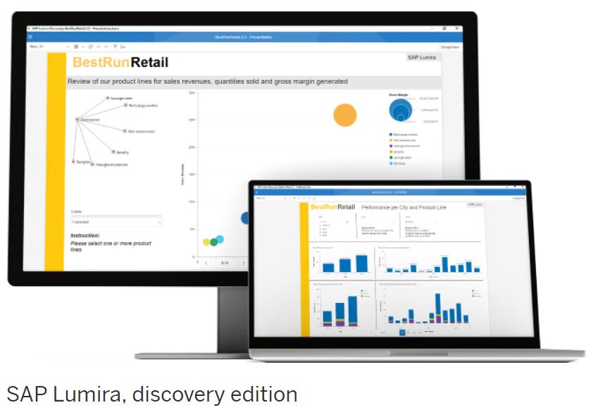 SAP Lumira Discovery