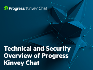 Kinvey Chat Security Overview
