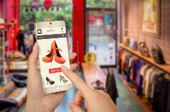 shopping with app