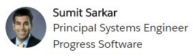 Sumit Sarkar Dreamforce Session