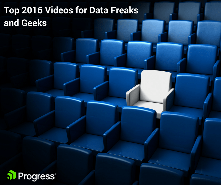 Top 2016 Videos for Data Freaks and Geeks