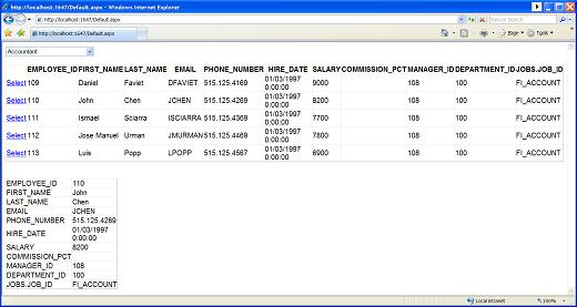 asp net to sybase 15 5 with the ado net entity data framework