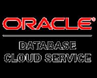 Oracle Database Cloud Service logo