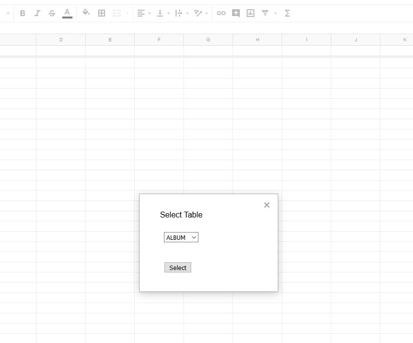 7 Google Sheets OData