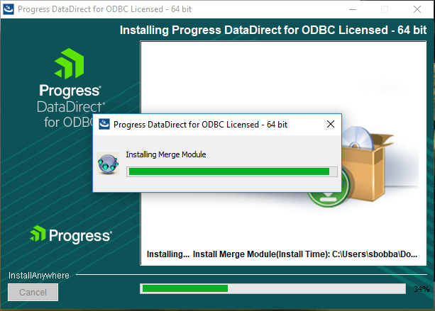 installing drivers