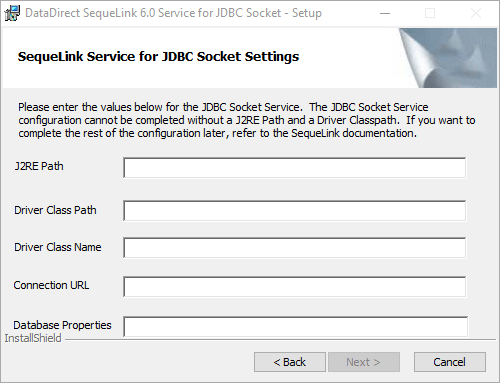 Use your Custom JDBC Driver with Tableau