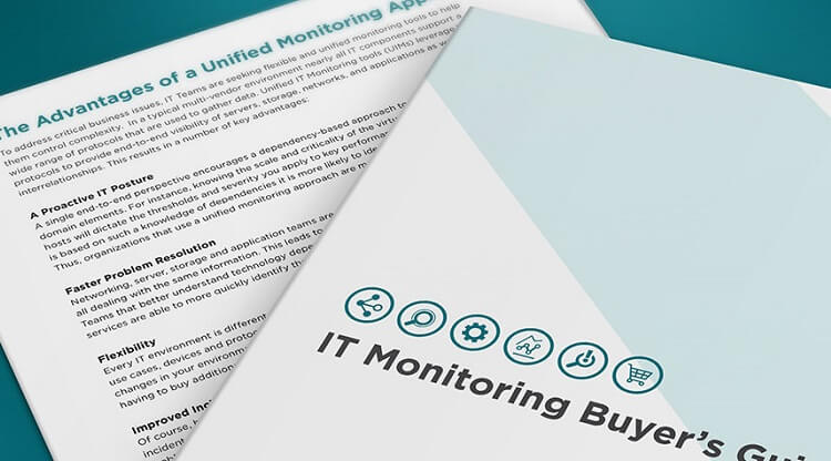 The IT Monitoring Buyers Guide