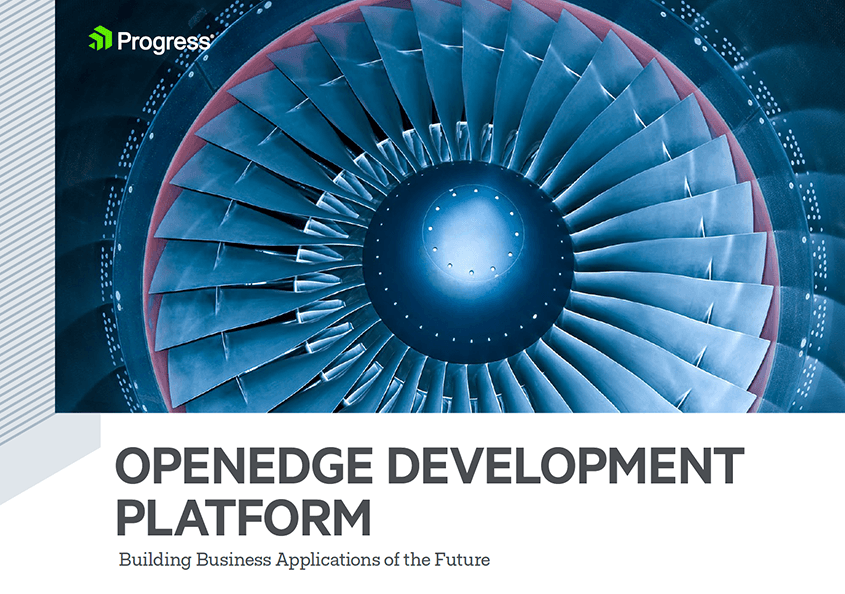 OpenEdge: Building Business Apps of the Future