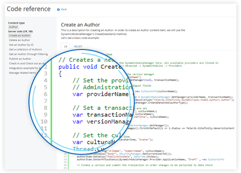 code-references