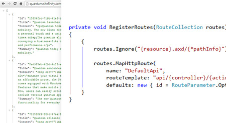 control-routing