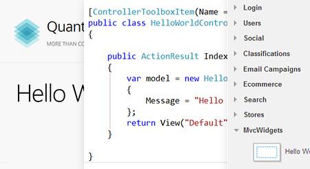 mvc-code-widgets