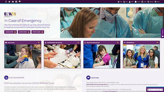 Emergency Nursing Association