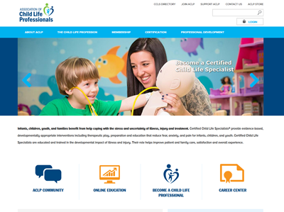Association of Child Life Professionals