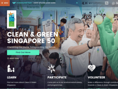 Clean & Green Singapore