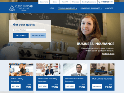 Clegg Gifford Insurance