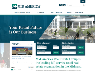 Mid-America Real Estate Group