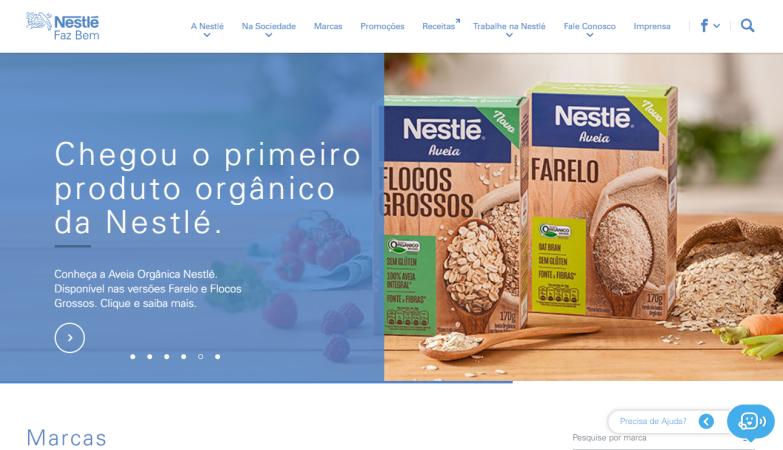 Nestlé Brazil