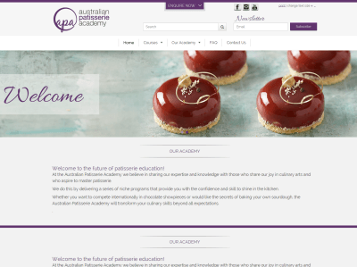 The Australian Patisserie Academy