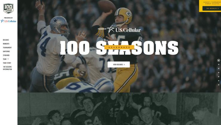 100 seasons