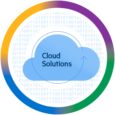 Cloud Solutions Graphic